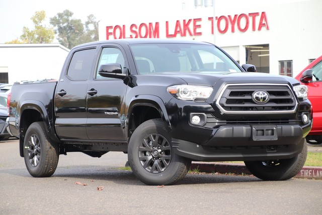 New 2020 Toyota Tacoma SR5 Double Cab 5' Bed V6 AT (Natl)