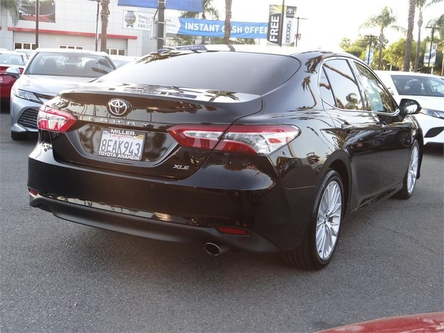 Certified Pre-Owned 2018 Toyota Camry XLE*NAVI.LEATHER.MOON ROOF.