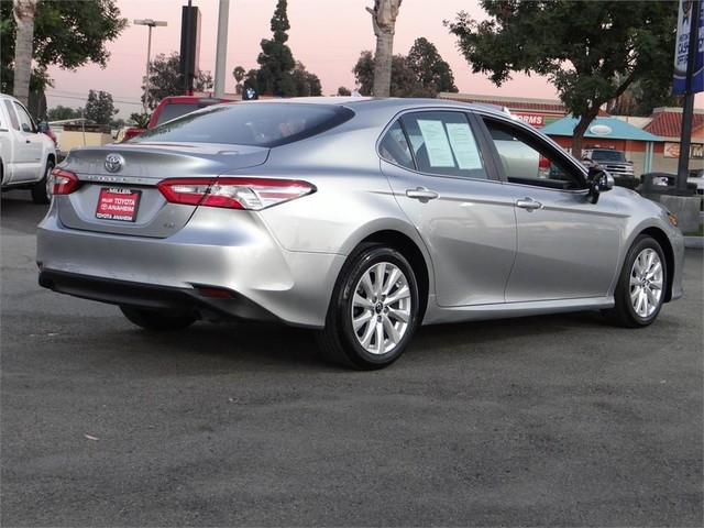 Certified Pre-Owned 2018 Toyota Camry LE*NAVI.LANE ALERT.RADAR CRUISE.ALLOYS.