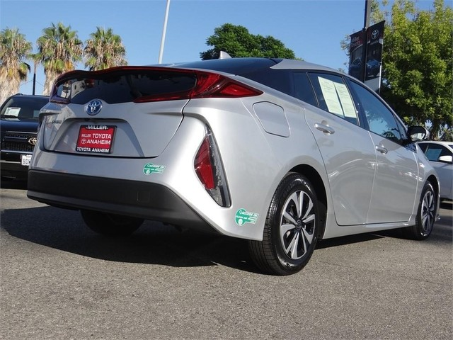 Certified Pre-Owned 2017 Toyota Prius Prime Premium* RADAR CRUISE.HEATED SEATS.PWR DRIVER'S.LANE DEPARTURE ALERT.NAVI.XM