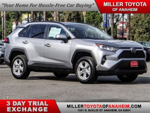 Certified Pre-Owned 2019 Toyota RAV4 XLE Front Wheel Drive SUV - In-Stock