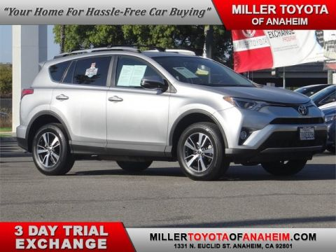 Certified Pre-Owned 2016 Toyota RAV4 XLE* NAVI.MOON ROOF.XM. Front Wheel Drive SUV - In-Stock