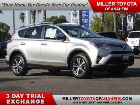 Certified Pre-Owned 2016 Toyota RAV4 XLE Front Wheel Drive SUV - In-Stock