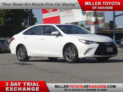 Certified Pre-Owned 2017 Toyota Camry SE*NAVI.MOON ROOF Front Wheel Drive Sedan - In-Stock