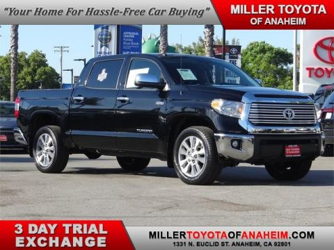 Certified Pre-Owned 2016 Toyota Tundra 2WD Truck LTD Rear Wheel Drive Short Bed - In-Stock