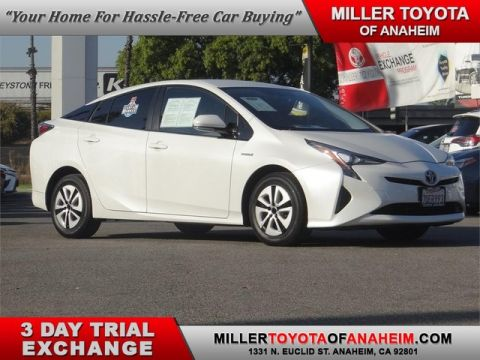Certified Pre-Owned 2016 Toyota Prius Four* HEATED SEATS.PWR DRIVER'S.BLIND SPOT ALERT.XM.NAVI.