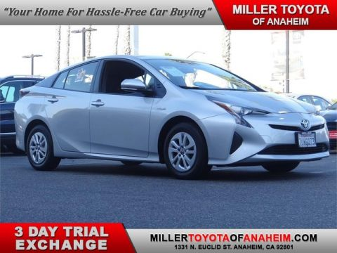 Certified Pre-Owned 2016 Toyota Prius Two Front Wheel Drive Hatchback - In-Stock