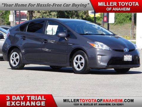 Certified Pre-Owned 2015 Toyota Prius Two Front Wheel Drive Hatchback - In-Stock