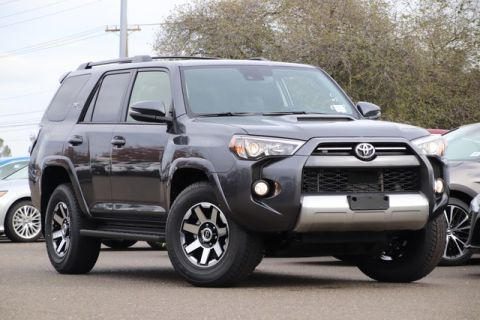 New 2020 Toyota 4Runner TRD Off Road Premium 4WD (Natl)