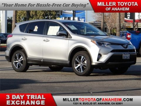 Certified Pre-Owned 2018 Toyota RAV4 XLE* LOW LOW MILES
